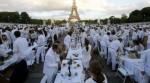 вечеря в Париж